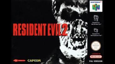 """Resident Evil: Village """"Звук инвентаря из Resident Evil 2"""""""