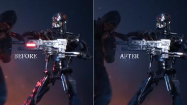 "Terminator: Resistance ""Удаление свечение на M-27"""