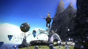 Final Fantasy 14 - A Realm Reborn и Heavensward можно пройти бесплатно