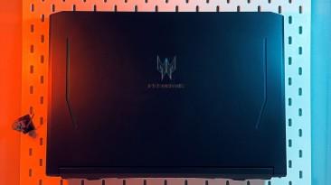 Тяжёлая артиллерия - обзор портативной игровой станции Predator Helios 700