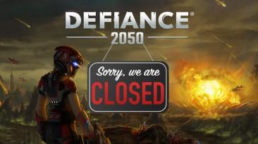 Сервера Defiance 2050 отключат через два месяца