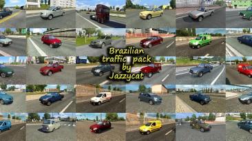 "Euro Truck Simulator 2 ""Пак бразильского траффика v3.0"""