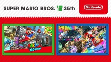 Не упустите шанс начать 2021 год с двойной дозы Марио: Nintendo предлагает купить топовые игры для Switch со скидкой
