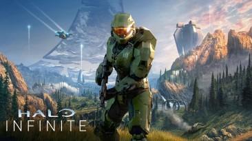Трейлер кампании Halo Infinite демонстрирует элементы открытого мира