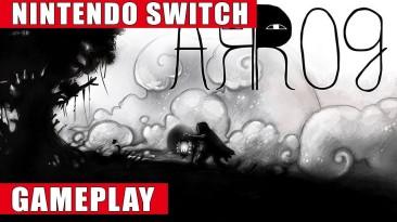 Видео игрового процесса инди-приключения Arrog