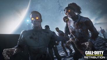 Опубликован список достижений из дополнения для Retribution для Call of Duty: Infinite Warfare