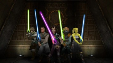 ПК игроки нашли способ попасть на серверы консольной версии Jedi Knight: Jedi Academy