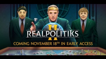 В ранний доступ вышла Realpolitiks 2