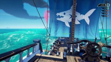 Геймплей обновления для Sea of Thieves - PvP арена