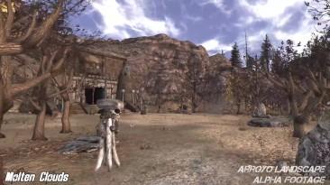 Ремейк Fallout 2. Окрестности Арройо. Альфа [Molten Clouds]