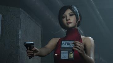 """Resident Evil 2 """"Классическое платье Ады Вонг"""""""