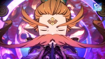 Геймплейный трейлер персонажа Уно для Granblue Fantasy Versus
