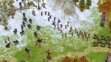 Новый скриншот из Age of Mythology