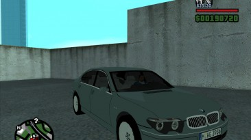 "Grand Theft Auto: San Andreas ""BMW 760Li"""