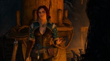 "Witcher 3: Wild Hunt ""Triss - Natural Colours\Естественные цвета для одежды Трисс"""