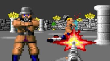 Для оригинальной Wolfenstein вышел новый мод