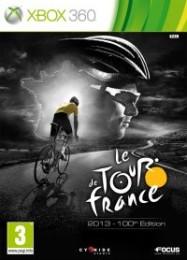 Обложка игры Tour de France 2013 - 100th Edition