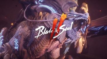 """Кинематографичный трейлер """"Трещины"""" Blade and Soul 2"""