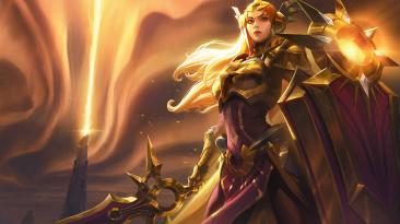 Леона, Диана и Пантеон добавлены в League of Legends: Wild Rift