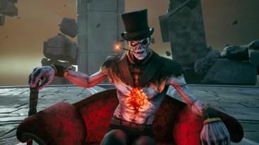 Darksiders 3 - The Crucible DLC - Киллингтон (последний босс)
