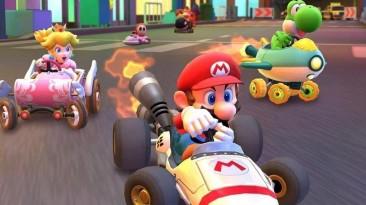 Mario Kart Tour скоро получит полноценный мультиплеерный режим