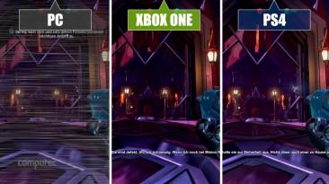 Battleborn Сравнение - PC vs. PS4 vx. Xbox One