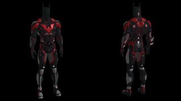 "Injustice: Gods Among Us ""Batman Beyoned (Бэтмен будущего)"""