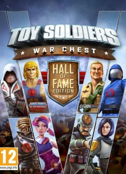 Toy Soldiers: War Chest - Hall of Fame