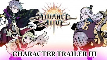 Представлен новый трейлер и новые герои ролевой игры The Alliance Alive