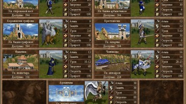 Heroes of Might and Magic 3: The Restoration of Erathia: Чит-Мод/Cheat-Mode (Хакнуты все города) [1.1]