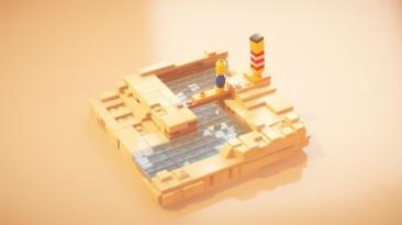 Релизный трейлер LEGO Builder's Journey