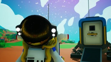Astroneer - DLC Exploration добавило реактивные ранцы