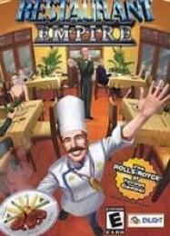 Обложка игры Restaurant Empire