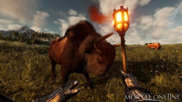 В Mortal Online 2 теперь можно пользоваться магией и укрощать животных