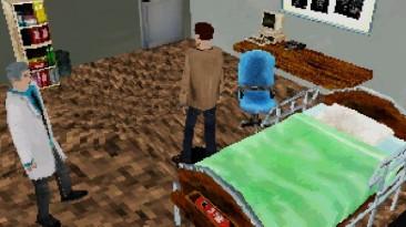 Back in 1995 - датирован консольный релиз ретро-хоррора с графикой в стиле первой PlayStation, выйдет даже на PS Vita