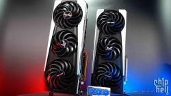 Видеокарты Sapphire Radeon RX 6800 Nitro+ и RX 6800 XT Nitro+ попробовали в тесте Furmark