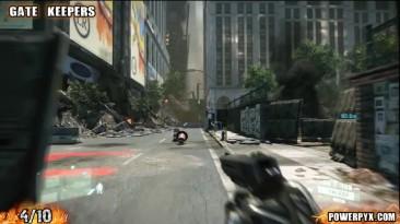 Crysis 2 - ''Все камеры'' (Превышение скорости)