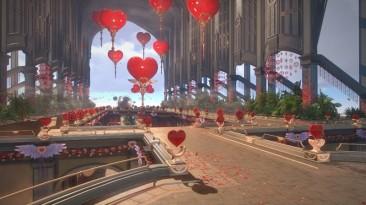 В Skyforge готовятся к празднованию Дня всех влюбленных