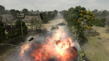 THQ анонсировала новое дополнение для Company of Heroes