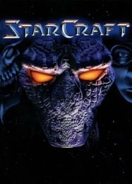 Обложка игры StarCraft