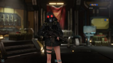 "XCOM 2 ""[WOTC] Resident Evil: U.S.S Mod"""