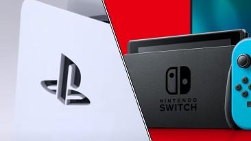 PlayStation 5 стала самой продаваемой консолью в США, сместив Nintendo Switch с первого места