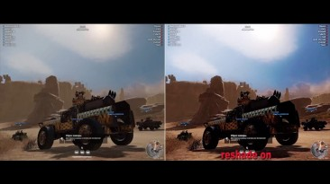 """Crossout """"Reshade for Crossout 2.0 preset by runaman"""""""