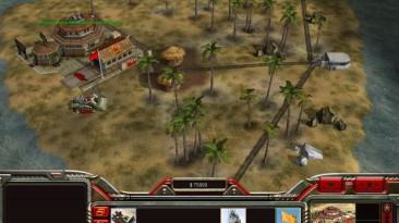 "Command & Conquer Generals: Zero Hour ""Карта - Wake Island"""