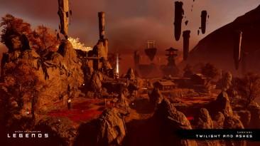 1 октября в Ghost of Tsushima: Legends появится еще одна новая карта выживания
