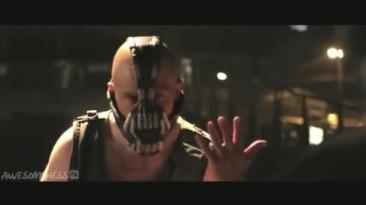 Пародия Batman and Bane BFF's Dark Knight Rises - Randomness