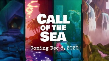 Новый трейлер с датой релиза Call of the Sea