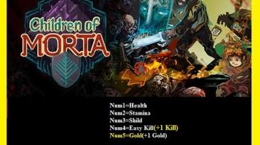 Children of Morta: Трейнер/Trainer (+5) [1.0] {Abolfazl.k}