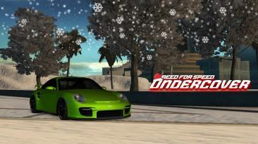 """Need for Speed: Undercover """"Зимний мод"""""""