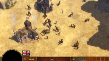 """Age Of Empires 3 """"Сценарий - Indiana Jones and the Raiders of the Lost Ark"""""""